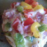 Pizzabrötchen: Das Ergebnis