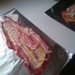 Rinderrouladen: Die mit Speck belegten Rouladen
