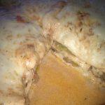 Pfannkuchen-Lasagne: Das Ergebnis