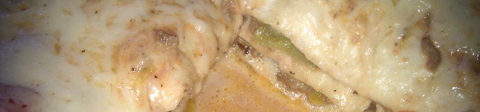 Pfannkuchen-Lasagne