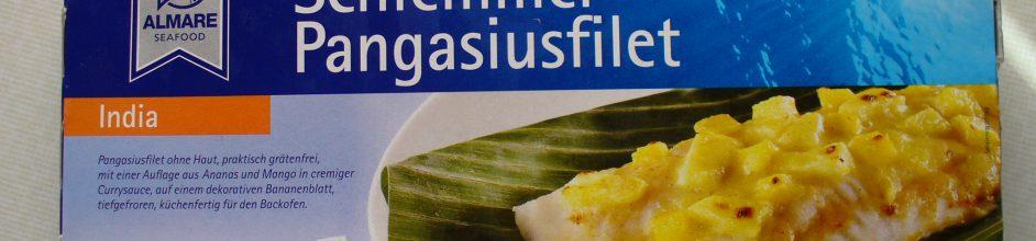 "Schlemmer-Pangasiusfilet ""India"" (Aldi)"